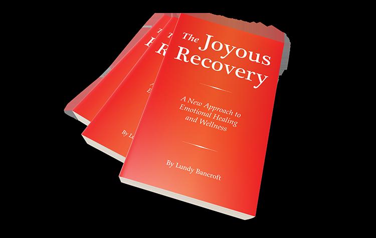 LundyBancroft_TheJoyousRecovery_PaperbackBooks